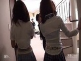 Japanese schoolgirl orgy