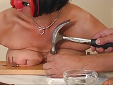 247 slave carla breast torture