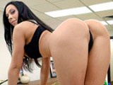 The most amazing ass in porn