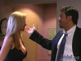 Julia Ann gets off the f ...