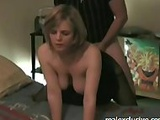 Sex retreat with My blonde wife Sandy