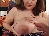 Chubby Busty Milking BVR