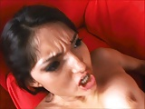 Busty Latina Slut Gets Her Cunt Fucked