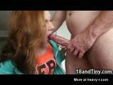 Skinny Teen Redhead Gets Creampied - Teen Videos