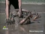 Bound Mud Slave - Mud pool Videos
