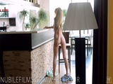 Nubile Films Stunning Blonde Ebbi Cums For You