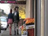 Girls Out West Amateur Australian Punk Couple Having Sex