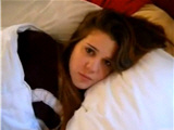 Little Sexy Girlfriend 18 Gets A Surprise Morning Wake Up