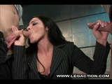 Veronica Rayne Is Cock Lover Gets Double Stuffed