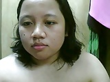 Malaysian slut masturbating webcam