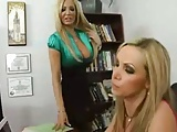 Lesbian Boss Seduces Her Secretary...F70