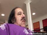 Ron Jeremy Strikes Again