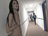 College girl paid to pick out a guy and fuck him