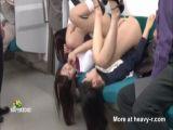 Half Naked Schoolgirls In Subway - Japanese Videos