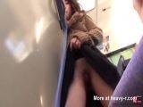 Public Piss On Bus - Amateur Videos