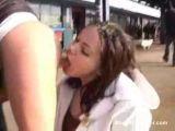 Lesbian Mouth Pissing In Public - Lesbian Videos