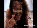 Scat Girl Playing With Poop - Shit lover Videos