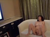 Amateur Japanese Wife is Horny and Plays