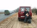 Public Fuck On Road Side - Publicsex Videos