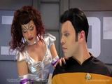 Star Trek The Next Penetration Gangbang