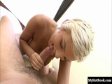 Eva Smile Loves To Suck And Fuck Big Hard Cocks So Why Not