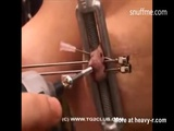 Nipples Drilled With Screws - Extreme Videos