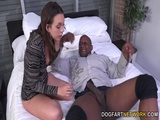 Jade Nile Cheats On Her BF With A Black Guy