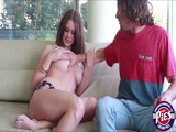 hot teen delilah blue gets her  slit stuff with a huge manhood