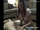 Amateur CFNM Handjob - CFNM Videos