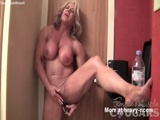 Muscular Lady Toys Massive Clit - Muscular Videos