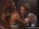 Persia was an exotic delight in this classic hardcore interracial fuck scene, sharing