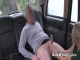 Taxi Driver Bangs Busty Blonde In Cab - Amateur Videos