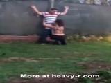 Security Stops Blowjob - Blowjob Videos