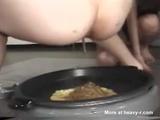 Enema Scat Omelette  - Enema Videos