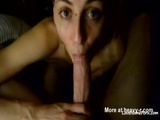 Cock Hungry Girl Cummed In Mouth - Blowjob Videos