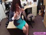 Big ass MILF takes huge cock