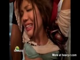 Asian Girl Rough Gangbanged - Froced Videos