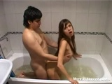 Hot Russian Couple Fucking In Bath - Amateur Videos
