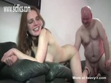 Old Fat Bald Dad Fisting Teen Daughter - Teen Videos