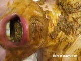 Mistress Shitting In Mouth - Scat Videos