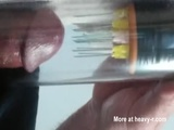 Cock In Needle Guillotine  - Cbt Videos
