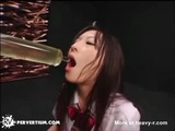 Japanese Swallows Full Basin Of Pee - Piss Videos