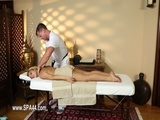 Poor customers banged and penetrated on massage table