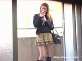 Asian Girls Harrassed In The Street - Public violation Videos