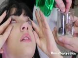 Pouring Cum In Eyes - Cum Videos