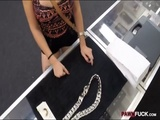Amateur pounded to redeemed her chain