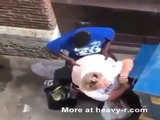 Homeless Couple Fucking In Public - Outdoor fuck Videos
