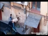 Banging Granny In A Back Alley - Old Videos