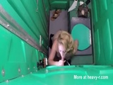 Porta Potty Gloryhole - Porta potty Videos