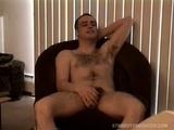 Straight Boy Casey Beats Off